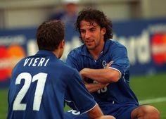 Vieri + Alessandro Del Piero.