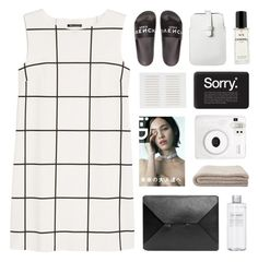 """HEY LITTLE RICH GIRL /10/"" by emmas-fashion-diary ❤ liked on Polyvore featuring MANGO, Givenchy, J.W. Anderson, Chanel, Muji, Casetify and Mossimo"