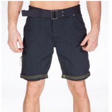 POINT ZERO Ripstop Short with Side Zipper Pocket & Belt