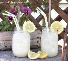 Brazilian Lemonade...like summertime in a glass! :-)