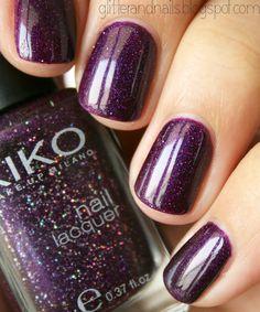 Glitter and Nails: Attention Merveille : Kiko 255