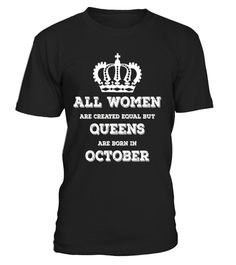 All Women Queens Are Born In October