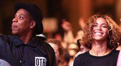 Jay-Z celebra el cumpleaños de Beyoncé de la manera más 'sweet'