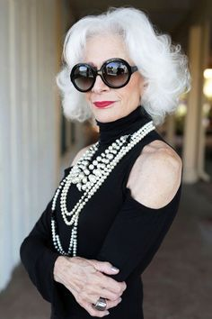 Ellen Jamison | Advanced Style | Bloglovin'