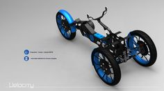 OK, so this is what I am currently developing. Hopefully in the next few days I'll upload more views elaborating the design further. Tricycle Bike, Trike Bicycle, Trike Motorcycle, Velo Cargo, Electric Bike Kits, Custom Trikes, Reverse Trike, 3d Cnc, Drift Trike