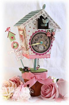 scrap clock