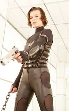 Alice (Janus Prospero) is the main protagonist of the Resident Evil movies, portrayed by Milla Jovovich. After Alice's exposure to the t-Virus via experimentation conducted by the Umbrella Corporation, the virus somehow bonded with her in a way that is not seen in others who are infected. In turn, the virus gave her enhanced senses, agility, speed, strength, and accelerated healing. By the end of Apocalypse, she develops telekinetic abilities by added experimentation.