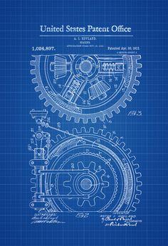 Star Wars Assorted Design Patent Art Poster 18 x 24 inch Silk Screen Prints (Star Wars Death Star Blue Print - Chalkboard) Patent Drawing, Poster Prints, Art Prints, Blue Prints, Patent Prints, Chalkboard Art, Grafik Design, Fine Art Paper, Art Decor