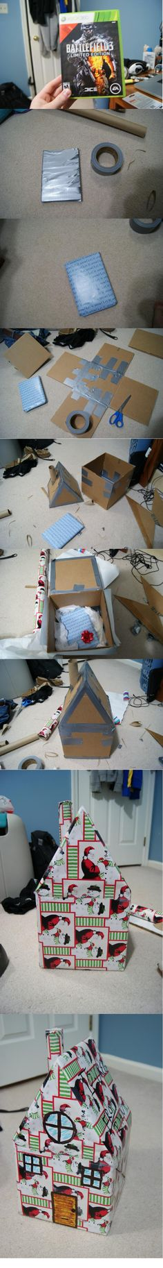 Am I wrapping this correctly? - Imgur