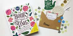 Flow made a new book in co-production with Workman Publishing: A Book That Takes Its Time. Abook of the very best stories from Flow.