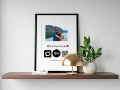 Playable song prints- gift it to loved ones!