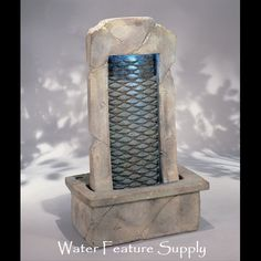 This specific patio water feature is the perfect addition to any home. Designed carefully, patio fountain was created to last a lifetime. Please visit us at https://www.waterfeaturesupply.com/waterwalls/outdoor-water-fountains.html to get more information about this specific outdoor water feature.