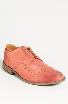 Vintage Shoe Company 'Warren' Wingtip available at #Nordstrom