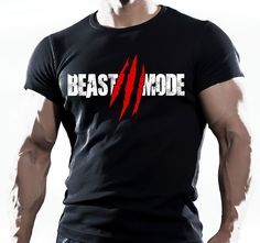 Beast Functional Gym Training Workout Fitness Strength Sport Black T-Shirt MMA http://ebay.to/2eVds7O  #fitness #gym #tshirt