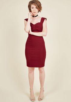 Breathtaking Bombshell Sheath Dress.  $19.99