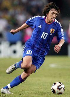 ~ Shunsuke Nakamura on Japan National Team ~
