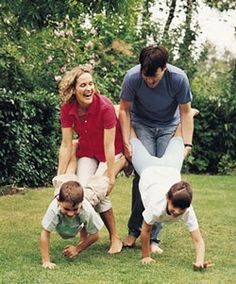 List of fun, outdoor BBQ games and activity ideas