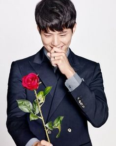 Park Bo-geom's shy confession on Rose Day @ HanCinema :: The Korean Movie and Drama Database
