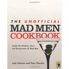 'Mad Men' Cookbook Lets You Dine Like Don Draper - DesignTAXI.com