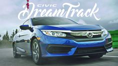 Here's a sneak peek of the Civic Dream Track, the first-ever crowdsourced stunt course https://youtu.be/iH8Gm36MK_Y