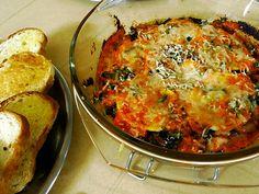 Low-Fat Eggplant Parmesan recipe – 154 calories per serving http://www.yummly.com/recipe/Low-Fat-Eggplant-Parmesan-recipe-154-calories-781622?columns=4&position=18%2F67