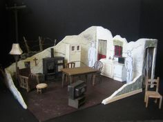Beauty Queen of Leenane Theatre Scenery and Theatre Set Design Gallery
