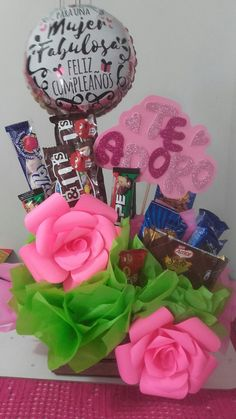 Discover recipes, home ideas, style inspiration and other ideas to try. Candy Bouquet, Chocolate, Getting Things Done, Own Home, Healthy Options, Ideas Para, Valentines, Pure Products, Birthday