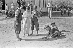 Breathitt County KY Old Photos | ... marbles after school in Breathitt County, Kentucky, September 1940