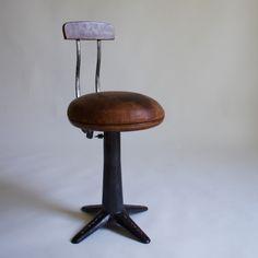 Singer office chair, 1930s