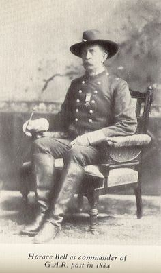 Horace C Bell Major  my 3rd great grand uncle  Birth 11 Dec 1830 in New Albany, Floyd, Indiana, USA  Death 29 Jun 1918 in Berkeley, Alameda, California, USA
