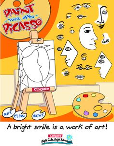 http://www.colgate.com/app/Kids-World/US/Games-And-Activities.cvsp?Game=Picasso  Programa para pintar al estilo de Picasso