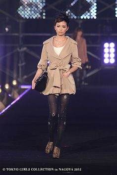 LIP SERVICE | Tokyo Girls Collection 2012  ( Japanese Fashion )