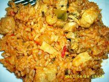 Ατελείωτες συνταγές μαγειρικής Fried Rice, Fries, Ethnic Recipes, Food, Essen, Meals, Nasi Goreng, Yemek, Stir Fry Rice