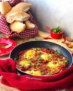 Shakshuka recipe by The.grater posted on 28 May 2019 . Recipe has a rating of by 1 members and the recipe belongs in the Breakfast, Brunch recipes category Brunch Recipes, Breakfast Recipes, Vegan Recipes, Cooking Recipes, Shakshuka Recipes, Chilli Paste, Cracked Egg, Vegetable Puree, Non Stick Pan