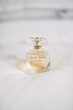 Elie Saab Le Parfum #wedding #scent...might have to check it out!