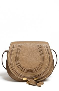 perfect…… Chloé 'Marcie - Small' Leather Crossbody Bag available at #Nordstrom
