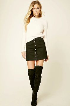 Necesito una falda así