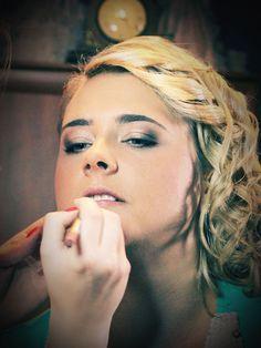 Makijaż ślubny dla Ani D. - Atelierum