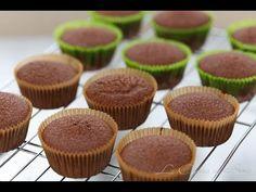 Curso en video #2 cupcakes de chocolate