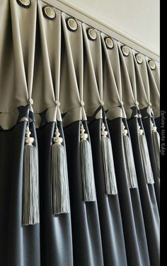 Curtains And Draperies, Luxury Curtains, Home Curtains, Drapery, Valance, Classic Curtains, Elegant Curtains, Modern Curtains, Curtain Styles