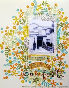 Paper Smooches December DT Blog Hop - designer Mou Saha