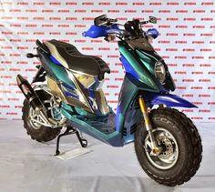 14 Best Modifikasi Motor Yamaha X Ride Modifikasi Motor X Ride