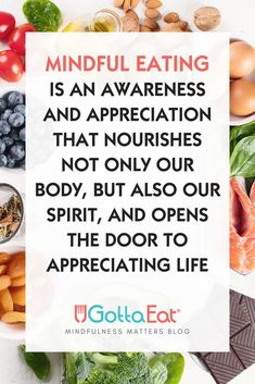 Mindful Eating Adhd And Nutrition >> 8 Best Mindful Eating Quotes Images In 2017 Mindful Eating