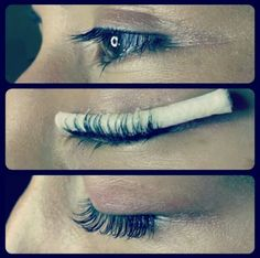 This lash lifting will change your life tried this yesterday and i did this today it really works would recommend it in a heartbeat to all eyelash permeyelash solutioingenieria Choice Image