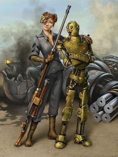 Liche Inhibiting a robotic body with Sniper