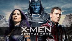 10 Movies like X-Men: Apocalypse (2016) @buzzylists #similarmovies #movies #xmen