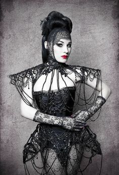 #Goth girl exposing her fetish Desires