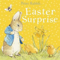 Easter Surprise (Peter Rabbit) by Beatrix Potter http://www.amazon.com/dp/0723268908/ref=cm_sw_r_pi_dp_CxN9tb1N939RR