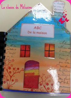 ABC_ abécédaire de la maison                                                                                                                                                                                 Plus