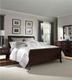 Broyhill Furniture Antiquity Bedroom